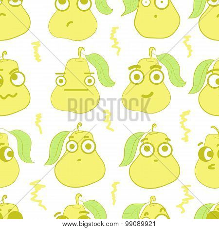 Seamless emotional pears
