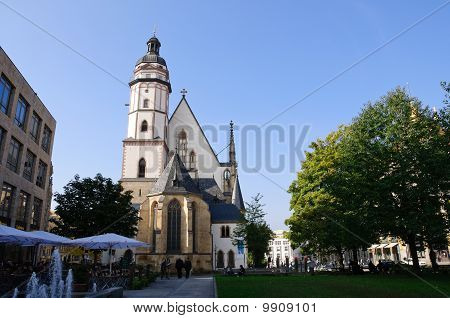 St. Thomas Church - Leipzig, Germany