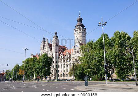 Neues Rathaus - Leipzig, Germany