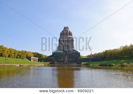 Monument to the Battle of the Nations - Leipzig, Germany