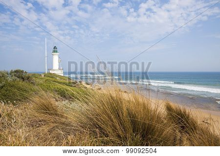 Point Lonsdale Lighthouse, Bellarine Peninsula, Victoria, Australia