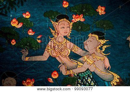 Thai Painting