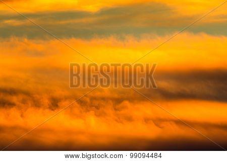 Fantastic Soft Clouds Sky