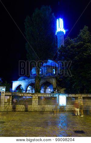 Havadze Duraka Mosque, Sarajevo