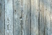 Weathered Wooden Deck poster