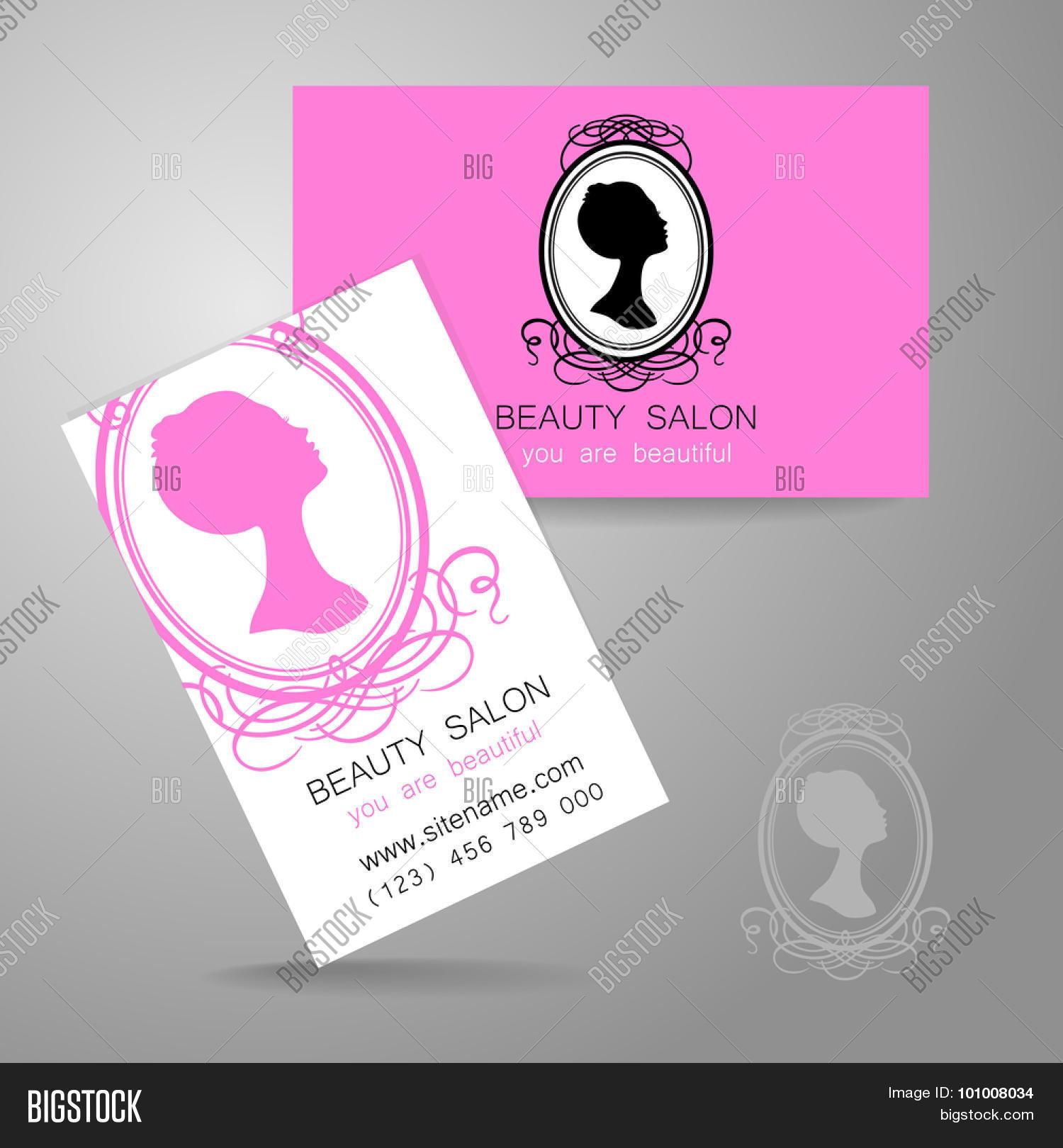 Beauty Logo Design Corporate Vector Photo Bigstock