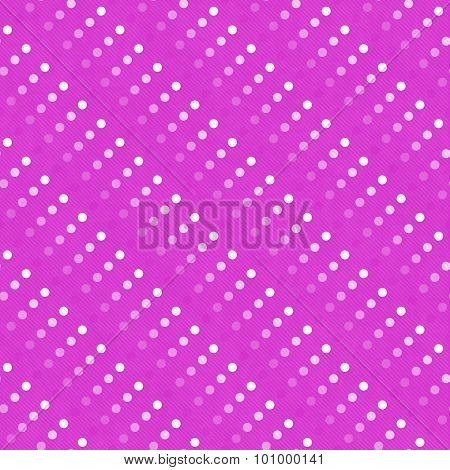 Pink Multicolored And White Polka Dot  Abstract Design Tile Pattern Repeat Background