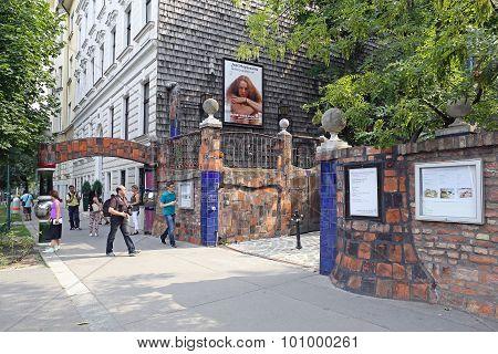 Hundertwasser Museum