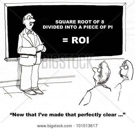 ROI Explanation