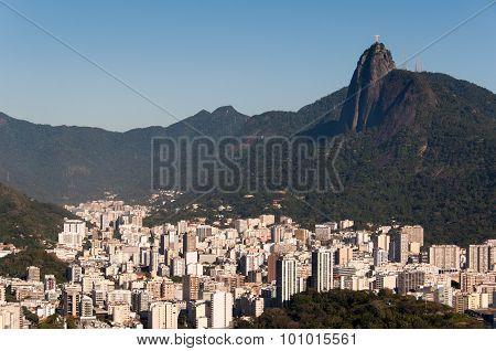 Rio de Janeiro and Corcovado Mountain