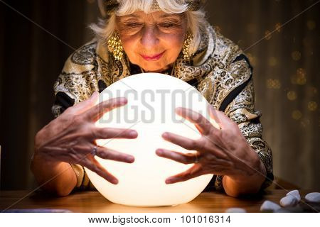 Crystal Ball Is A Gadget
