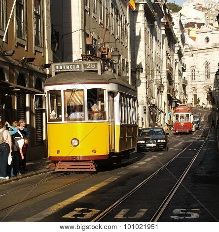 Lisbon Streetcars