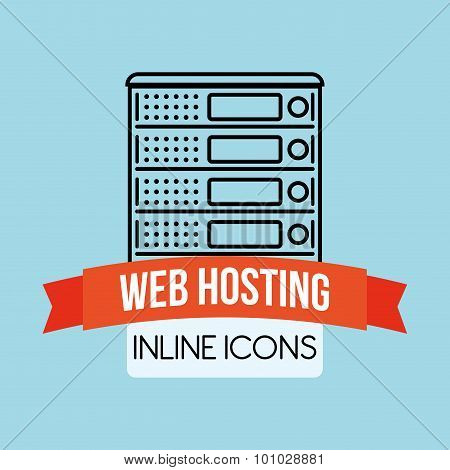 Web hosting design