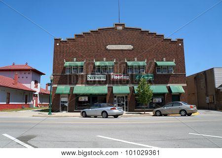 Hal Osmanson Building