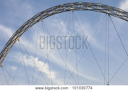 Wembley bow