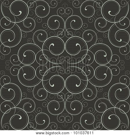Ornate Scroll Pattern