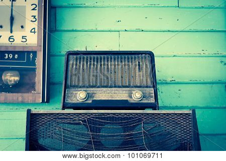 Retro Radio Player