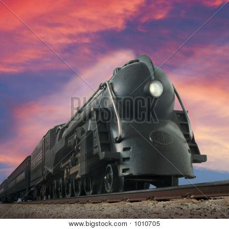 Streamliner Zug