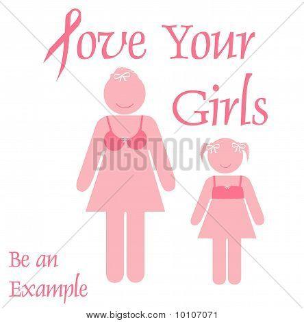 ejemplo de cinta rosada