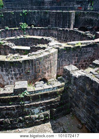 Ruined Spanish Fort