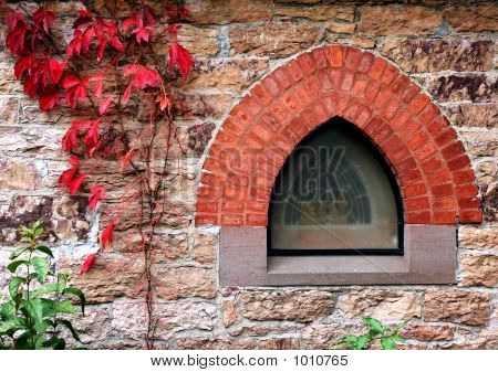 Little Arched Window