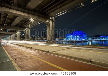 Banpo Bridge View