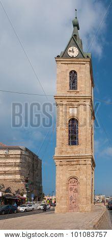 Jaffa Clock Square