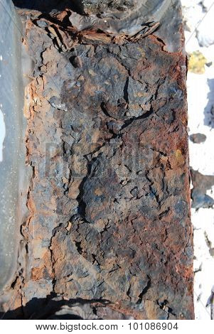 Heavy Corrosion/Rust