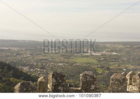 Sintra Valley Overview