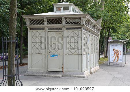 Public Toilet Vienna