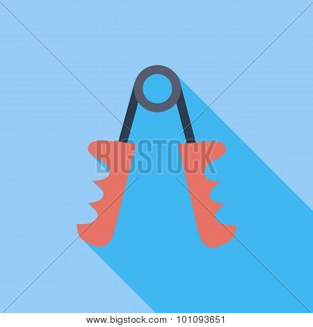 Hand expander icon.
