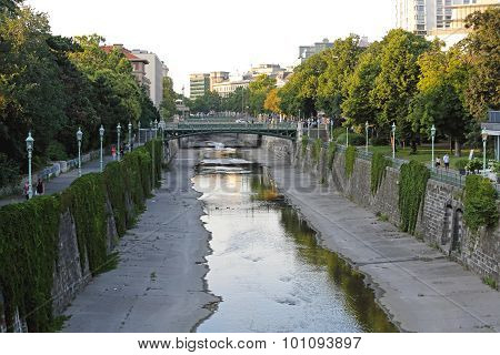 The Wien River