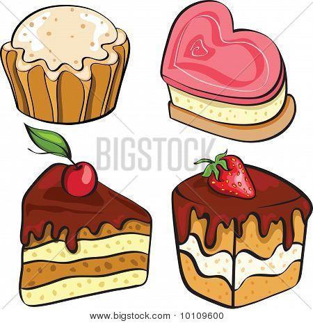 Desserts For Tea