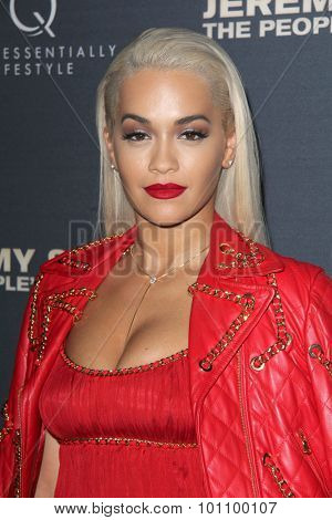 LOS ANGELES - SEP 8:  Rita Ora at the