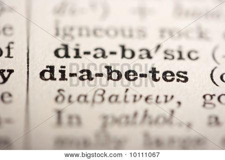 Word Diabetes