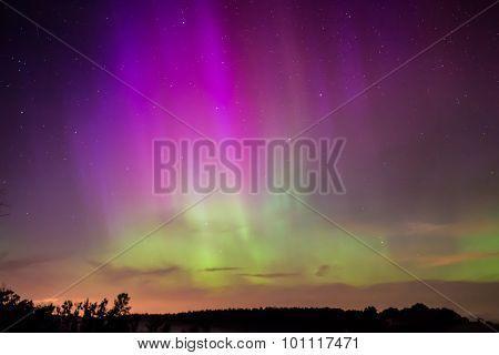 Northern Lights, Aurora Borealis
