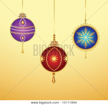 Baubles Three