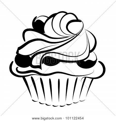 Design Creamy Cake