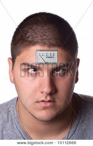 Low Energy Meter Man