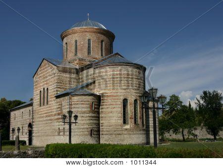 Ancient Greek Church In Picunda