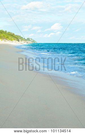 Warwick Long Bay Beach Bermuda