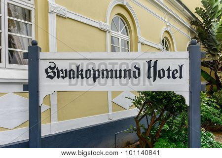 Swakopmund Hotel - Namibia