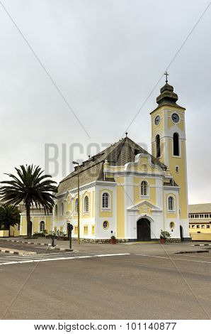 German Evangelical Lutheran Church - Swakopmund, Namibia