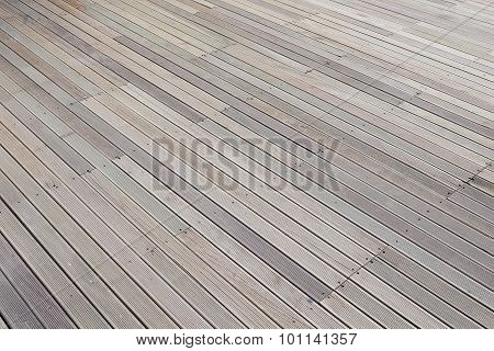 Artificial Wood Plank Floor Background