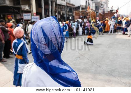 Sikh Ceremony in Delhi