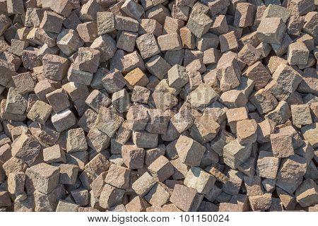 Cubic Cobblestones