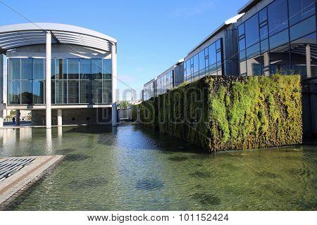 City Hall. Reykjavik