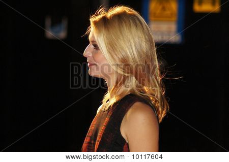 Claire Danes At The King's Speech Premiere In Central London 21 October 2010