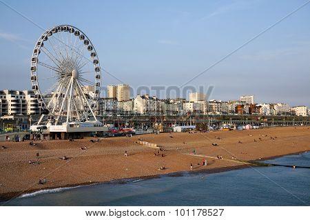 Brighton Seaside And Ferries
