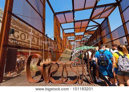 Brasil Pavilion - Expo Milano 2015